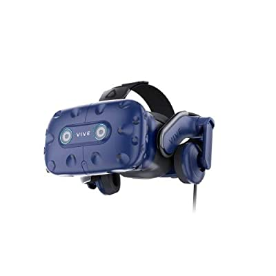 HTC Vive Pro Eye Virtual Reality Headset Only