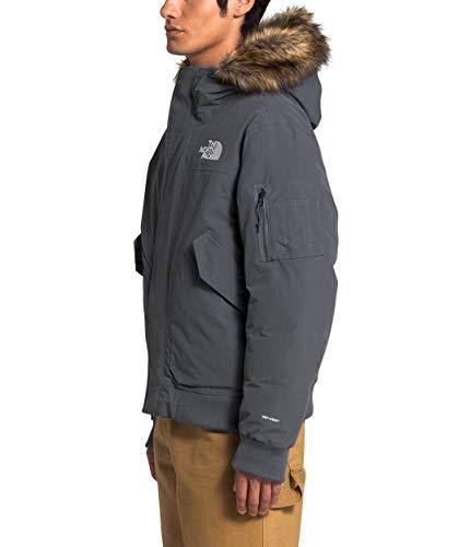 The North Face Men's Stover Jacket, Vanadis Grey, S