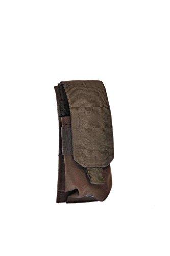Porte chargeur Simple M4 M16 - Système Molle - Noir - Miltec