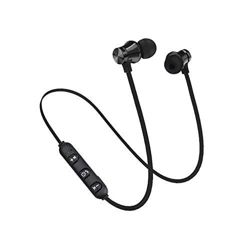 DOGZI Auriculares magnéticos Bluetooth,Auricular inalámbrico Bluetooth para Deportes Auricular...