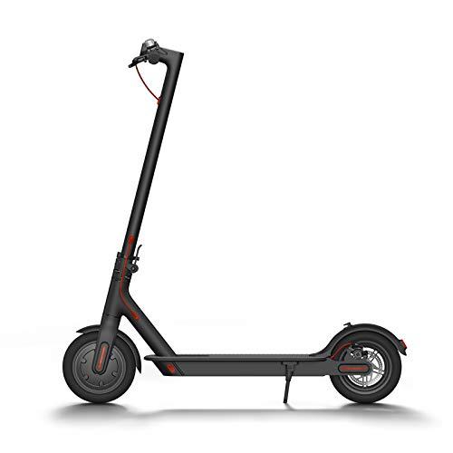 IMILAB Mi Electric Scooter, 250W Plegable de Doble Freno E-Scooter con App Bluetooth Pantalla LED 5100mAh Batería para niños y Adultos