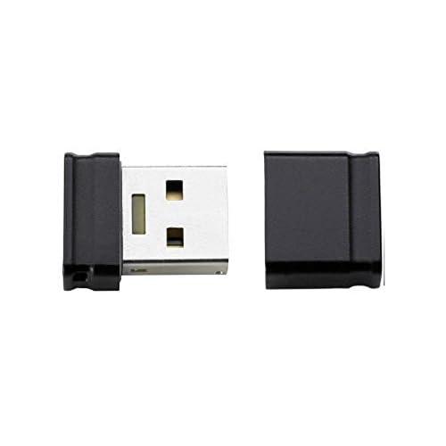 Intenso Micro Line 16 GB USB-Stick USB 2.0 schwarz