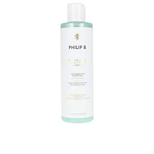 PHILIP B. Nordic Wood Hair & Body Shampoo, 11,8 Unzen