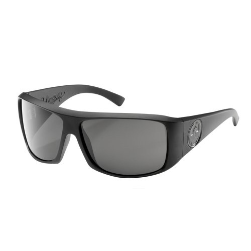 7fb3a7ebf36 Dragon Alliance Calavera Sunglasses (MatteStealth with Grey Lens)