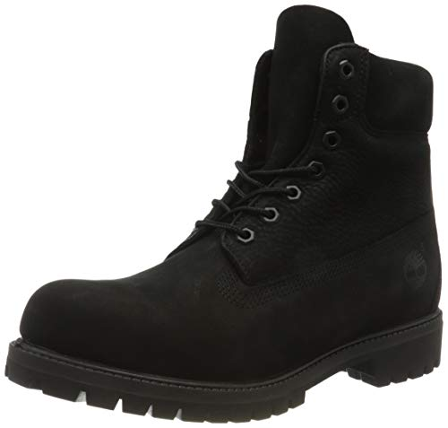 Timberland 6 In Premium Boot A1M3K, Zapatillas para Hombre, Multicolor (Black 001),...
