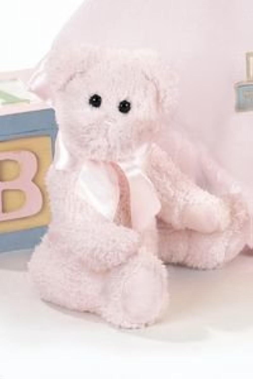 Cuddles - 10 - Pink Bear by Bearington Collection by Bearington