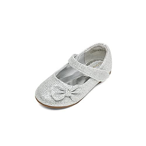 Top 10 best selling list for silver buckle flat shoe
