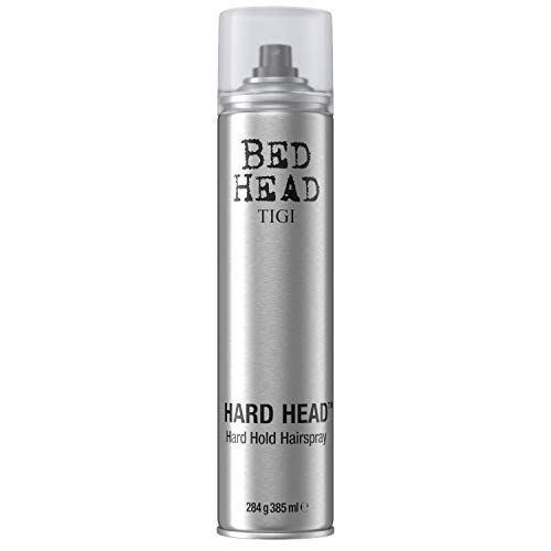 Bed Head by Tigi Hard Head Hairspray for Extra Strong Hold...