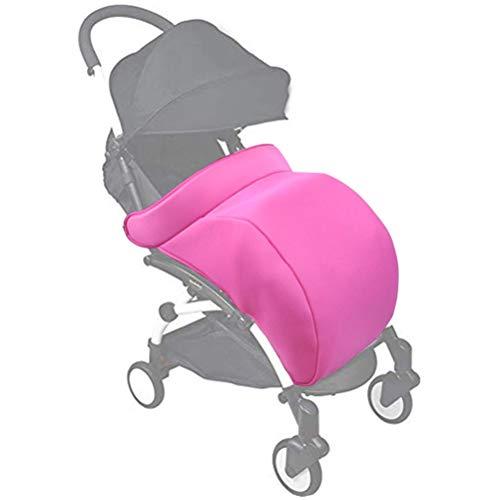 Opplei kinderwagenslaapzak, koud weer, warme slaapzak, universeel, lichtgewicht dekbed, waterafstotende Easy tas, weerbestendige voetenzak, antislip, instelbaar voor kleine kinderen