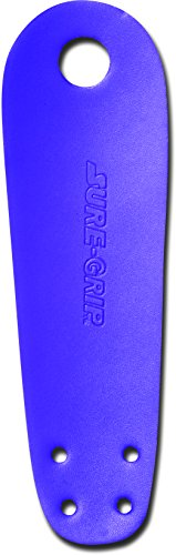 Sure-Grip Leather Toe-Guards for Roller Skate - Purple