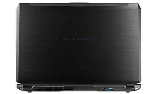 "Eluktronics P650RP6 Premium VR Ready Gaming Laptop - Intel Core i7-6700HQ Quad Core Windows 10 Home 6GB GDDR5 NVIDIA GeForce GTX 1060 15.6"" Full HD IPS 128GB Eluktro Pro Performance SSD 8GB DDR4 RAM"
