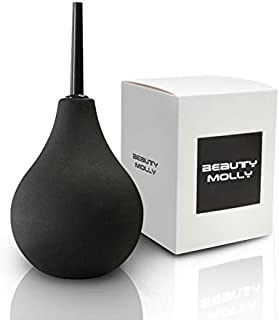 Beauty Molly anal douche Superior Medical Materials douche for women men enemas bulbs, 7 Ounce