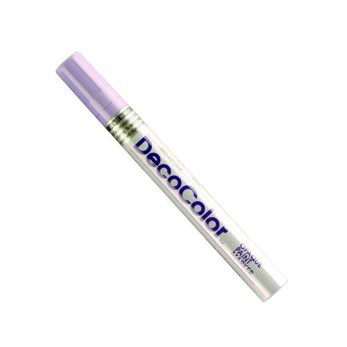 Uchida Marvy Deco Color Broad Point Paint Marker Art Supplies, Pale Violet