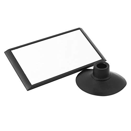 Kaxofang Asiento de Seguridad para el AutomóVil Interior Ventosa Espejo Vista Posterior Bebé OrientacióN Posterior Cuidado Niio NiiOs
