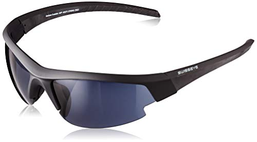Swiss Eye 40271 Schutzbrille Gardosa Evolution M/P, rubber black, M/L