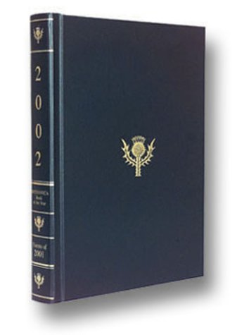 Britannica Book of the Year 2002