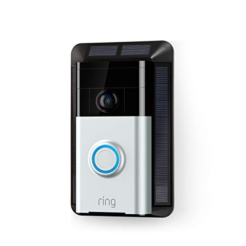 Solar Charger for Ring Video Doorbell (1st Gen)