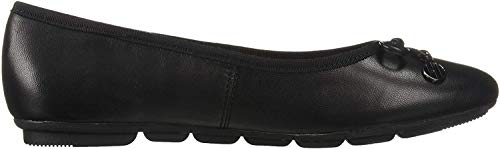 Hush Puppies Abby, Damen Ballerinas, Schwarz (Black (Black 007) 007), 39 EU (6 UK)