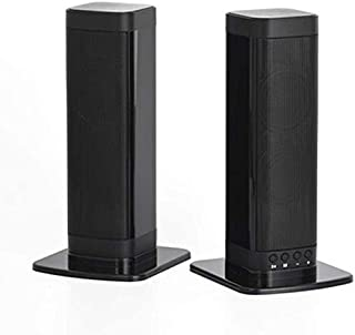 KJRJLY Home Wireless Bluetooth Speaker Mini Sound Blaster Detachable Splicable 3D Stereo Sound