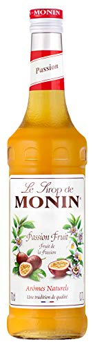 Monin Sirup Maracuja (Passionsfrucht), 0,7L, 1er Pack