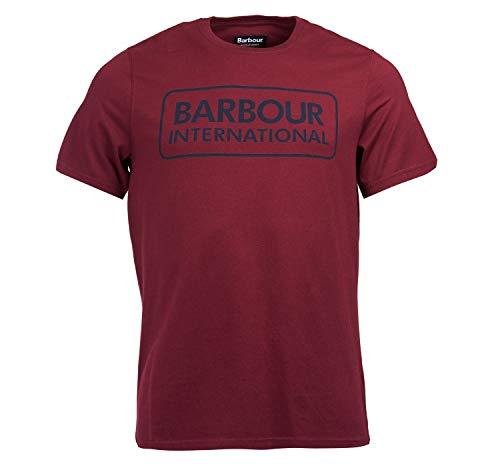 Barbour International Graphic tee Port-S