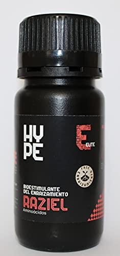 HYPE Raziel FERTILIZANTE estimulador de raíces ORGÁNICO que acelera la absorción de nutrientes. (50 grs)