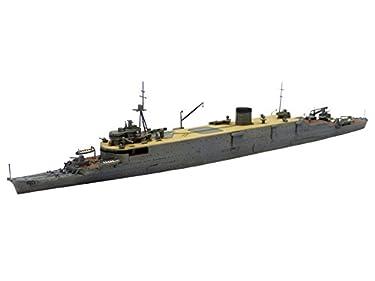 Аoshima Вunka Κyozai 1/700 Ẃater Iine Ѕeries Νo.567 Јapanese Νavy submarine tender Ⅾaikujira Рlastic