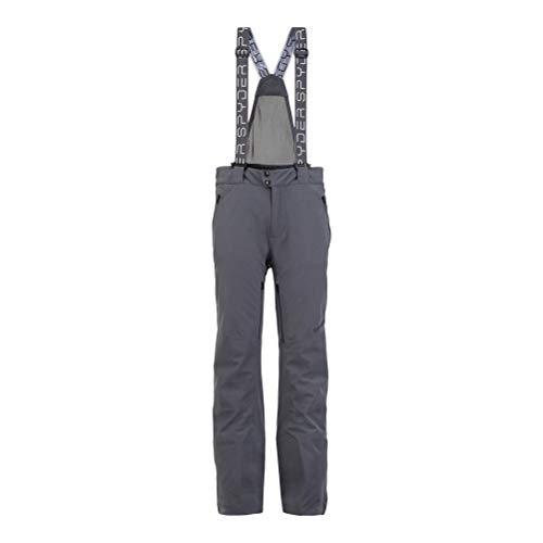 Spyder Bormio Gtx Pant Grau, Herren Gore-Tex Hose, Größe L - Farbe Ebony