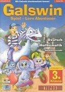 Galswin Spiel+ Lern Abenteuer. Lesen Rechnen Sachunterricht 3. Klasse. CD- ROM für Windows 2000/98/95/3.1/NT/ME. Version 2001.
