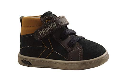 PRIMIGI Baby Jungen PLK 64035 First Walker Shoe, Navy/Blue,26 EU