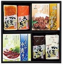 梅かま 富山の特選品ギフト 味つづり 月セット