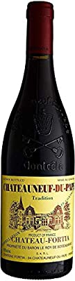 Chateau Fortia Chateauneuf-Du-Pape Red Wine, 75cl