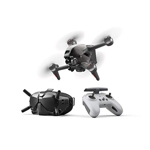 DJI FPV Combo - For those with deeper pockets you can feel the thrill of immersive flight provided by the DJI.