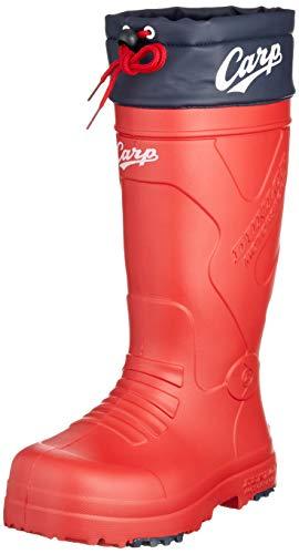 [ダンロップモータースポーツ] ブーツ ドルマン カープモデル02 メンズ レッド 26.0~26.5 cm