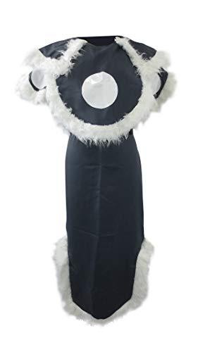 Xiao Wu Firenation Wangfire Sokka Clothing Halloween Christmas Cosplay Costume (Male S) Gray
