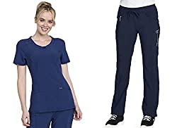 Buy This Infinity By Cherokee Scrub Pant And Top Set On Amazon For 6025