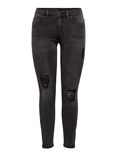 ONLY Female Skinny Fit Jeans ONLRoyal reg. L32Black