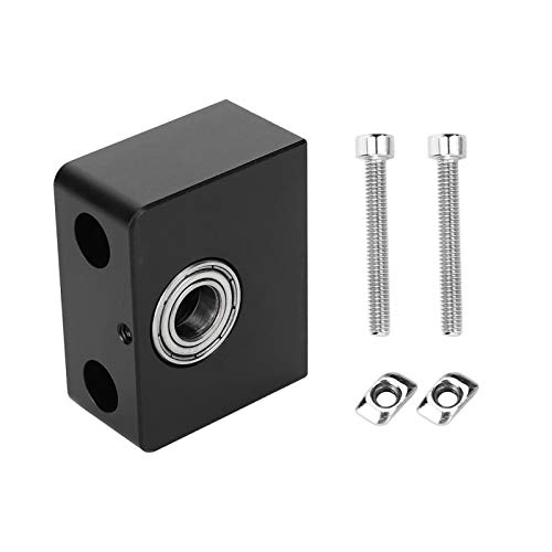 Kleine Z-Achsen-Lagerhalterung, Aluminium-Haltbarkeit Hochwertige Lagerhalterung, für Drucker ENDER 3 / 3Pro-Drucker