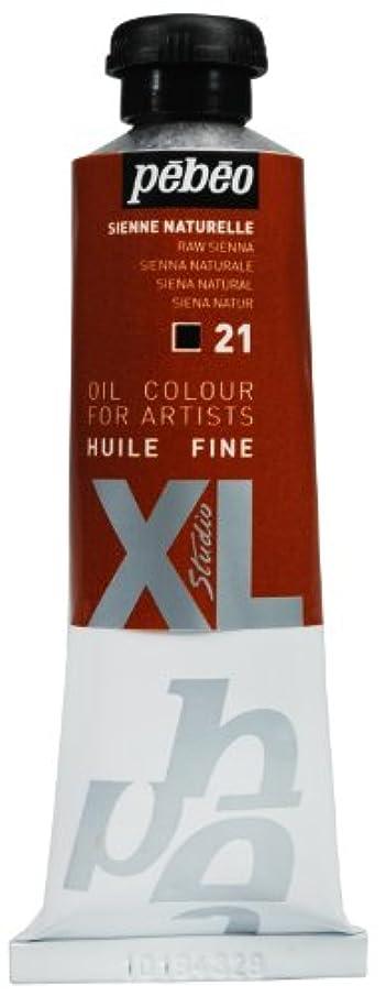 Pebeo Studio Xl Fine Oil 37-Milliliter, Raw Sienna