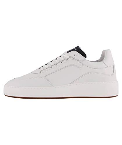 Nubikk Herren Sneaker Jiro Jade Weiss (10) 41EU