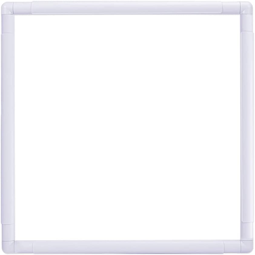 Square Embroidery Hoops for Cross Stitch X 17 inch Max Super-cheap 79% OFF Plastic Sq