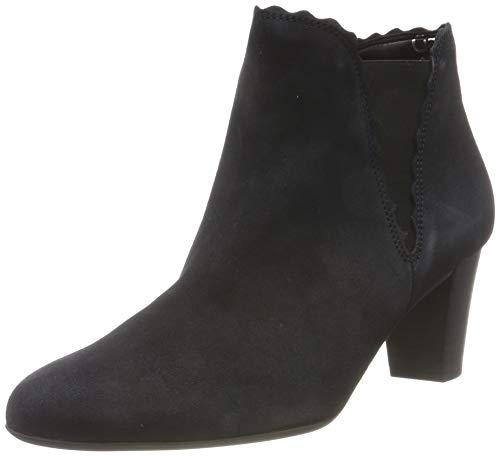 Gabor Shoes Damen Comfort Fashion Stiefeletten, Blau (Pazifik (Micro) 26), 39 EU