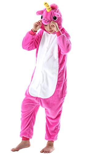 Kombinezon dla dzieci i dziewczynek, na karnawał, Halloween, dla dzieci, dziewczynek, chłopców, kombinezon na pidżamę, uniseks, wysokość 90-148 cm