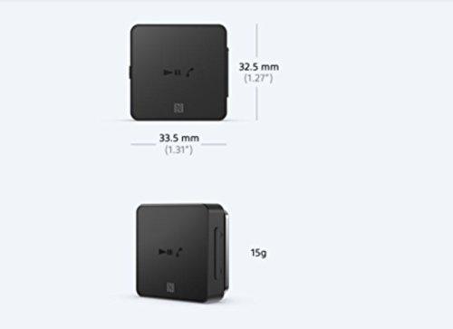 Sony Stereo Bluetooth Headset SBH24 schwarz