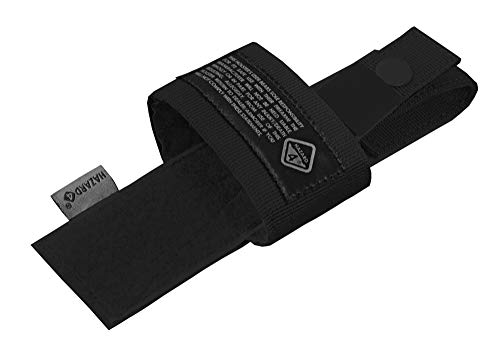 Hazard 4 Stick-up(TM) Hook-Fastener Backed Universal Pistol/Gear Holster - Black