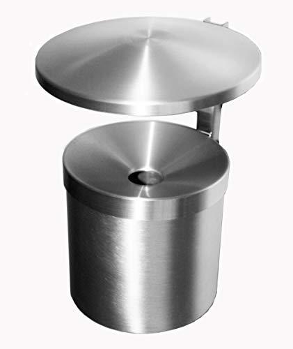 Wandaschenbecher Aluminium Ø 145 x 270...