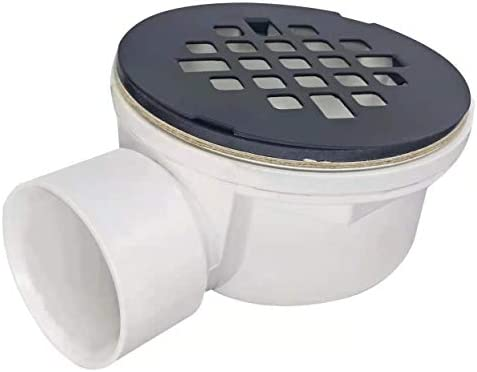 """BlueVue 1.5"""" Side Outlet Drain Assembly"""