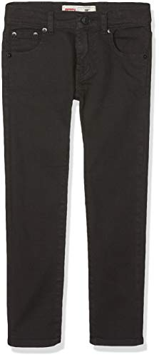 Levi's Kids Jungen Trousers NM22057 Jeans, Schwarz (Black 02), 10 Jahre (Herstellergröße: 10A)