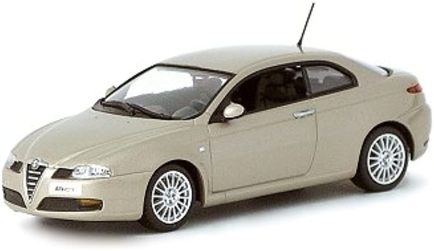Minichamps Diecast Model Alfa Romeo GT (2003) in Light gold