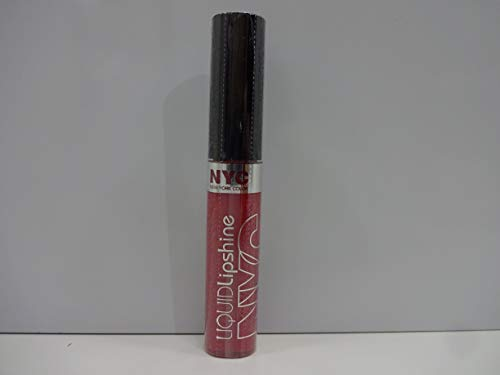NYC Rouge à Lèvres Liquide 589 Rockefeller Red